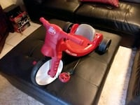 toddler's red Radio Flyer trike Coral Springs, 33065