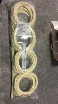 white rope pack