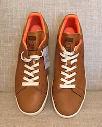 Adidas originals stan smith lim ed leather sneakers size 13