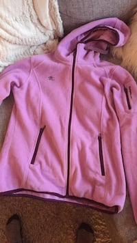 Bergans fleece jakke i str L