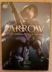 Arrow - Season 5 Calgary, T2Z 4W6