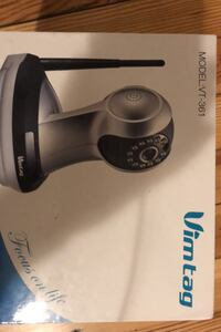 Vimtag security camera-new