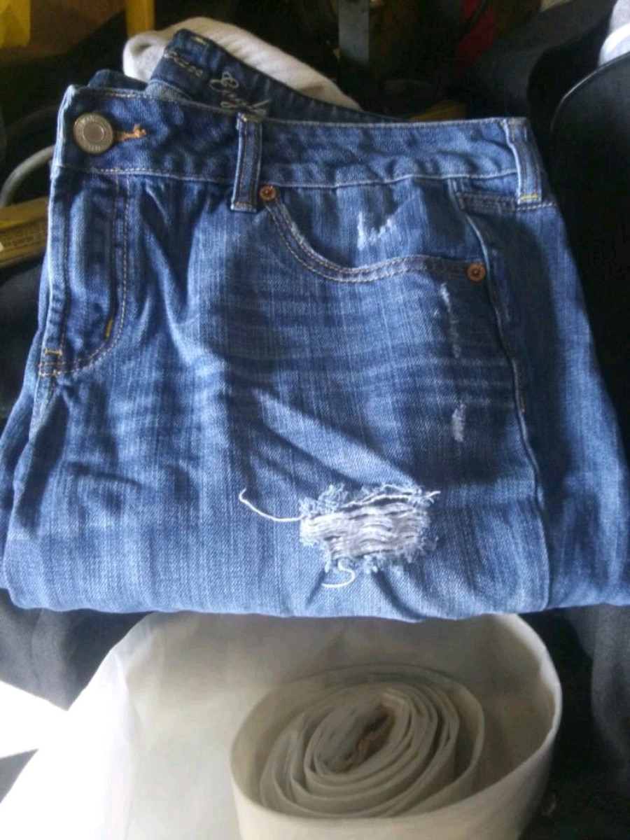 Photo Nice Pair Of American Eagle Jeans