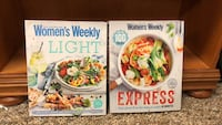 Women's Weekly Cookbooks  Cambridge, N1S 4Z3