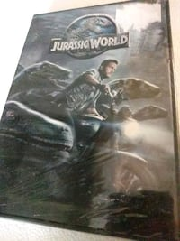 Jurassic World dvd (Brand New)
