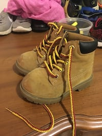 Route 66 size 6 toddler boots need cleaned  Pittsburgh, 15207