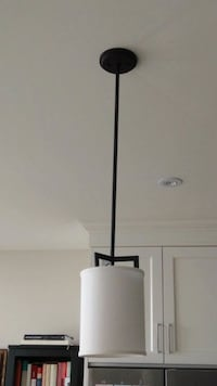 Black and white pendant lights Barrie, L4N