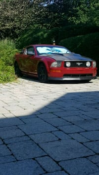 2007 Ford Mustang GT Premium Sterling