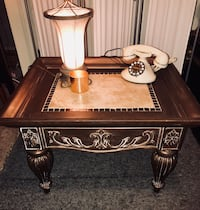 Coffee Stone Table or end Table Santa Clarita, 91351