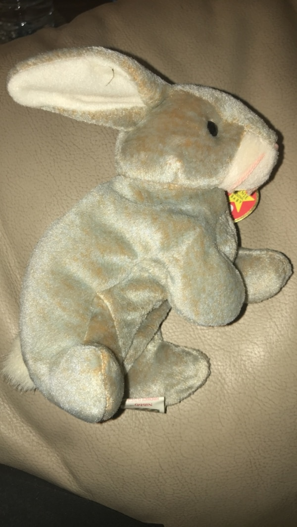 22becfb6b26 Used Nibbly TY Beanie Baby for sale in Marietta - letgo