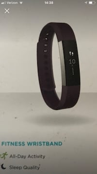 black Fitbit Charge 2 with black strap New York, 10312