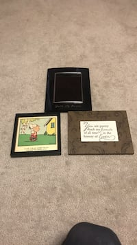 Three photo frames Conemaugh, 15935