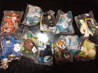 National Geographic Mc Donald's Happy Meal Toys Vancouver