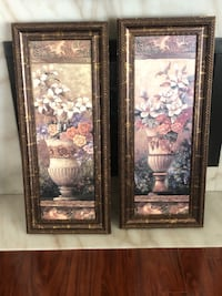 (See all pics) several decoratice art pieces. Make offer