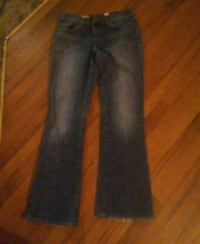 red engine womens jeans sz 30
