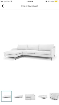 Sectional from wayfair Rockville, 20852