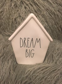 Rae Dunn DREAM BIG Piggy Bank St Catharines, L2T 3C4