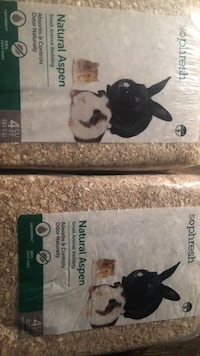 Natural Aspen; $14 for 2 bags Brownsville