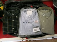 3 POLO dress shirts - size XL Allegheny County, 15101