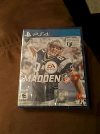 Madden 17 ps4 unopened Georgina, L4P 3M1
