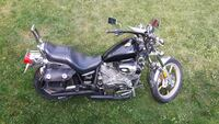 black cruiser motorcycle Orillia, L3V 6N5