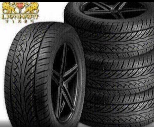 """22"""" Inch LIONHART LH-EIGHT Tires  Size 305/40R22 .....$99 Each  Below Wholesale Pricing  All Sizes Available just ask for Pricing  Brand New In Stock  WeFinanceEveryone NoCreditChecks  InstantCreditApprovals  WeWillBeatAllCompetitor'sPricing  While Suppli"""