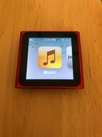 Apple iPod Nano 6th Generation  Arlington, 22204