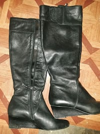 Calvin Klein leather boots Windsor, N9C 1P9