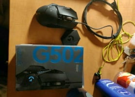 Logitech G502 Hero Brand New