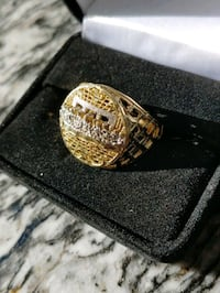 10K Gold Disciples Ring (size 9) Portsmouth, 23704