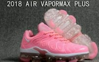 pair of pink Nike running shoes Front Royal, 22630