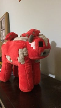 red and gray animal plush toy Woodbridge, 22193