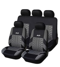 Car Seat Cover - Grey/Black Toronto, M1R 3N6