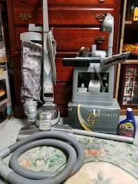 Kirkly vacuum cleaner w/ all the attachments