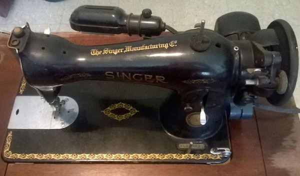 Used 40 Singer Sewing Machine For Sale In Jacksonville Letgo Mesmerizing 1953 Singer Sewing Machine
