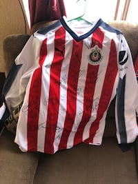 Autographed Chivas jerseys and sweater San Diego, 92113