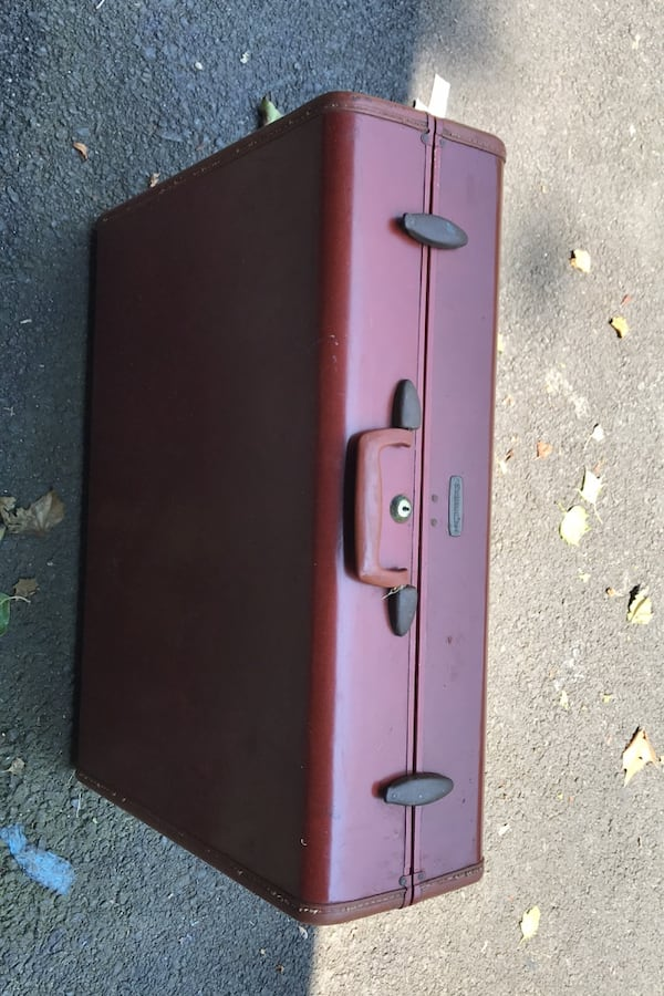 Vintage Samsonite luggage 0