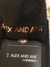 Alex and Ani New England Patriots Bracelet Woodbridge, 22193