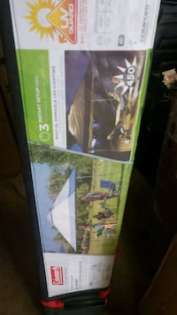 Brand new Coleman 13 by 13 all night lighted canop Riverside, 92509