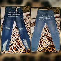 American Eagle Jeggings Size 10/12 Charles Town, 25414