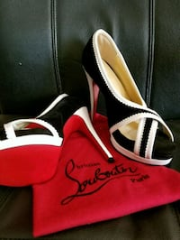 Louboutin heals Spring Valley, 91977