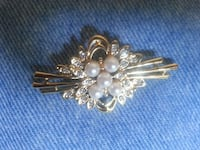 New Pearl Pin - Great Gift! Stafford