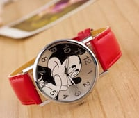 Red women's watch Monterey Park, 91754