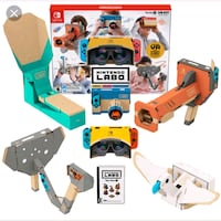 Nintendo labo VR kit wanted!!! , N3W