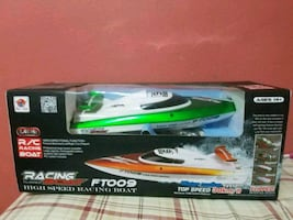 RC Boat - New
