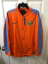 Nike Club America Soccer Football Drill Top Jacket Medium or Large