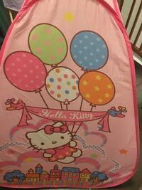 Hello kitty ball tent  Mississauga, L4X 2N2