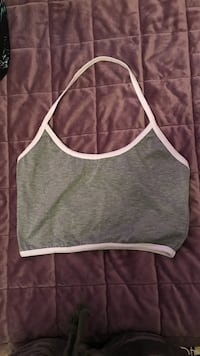 women's gray sports bra Montréal, H3X 2T6