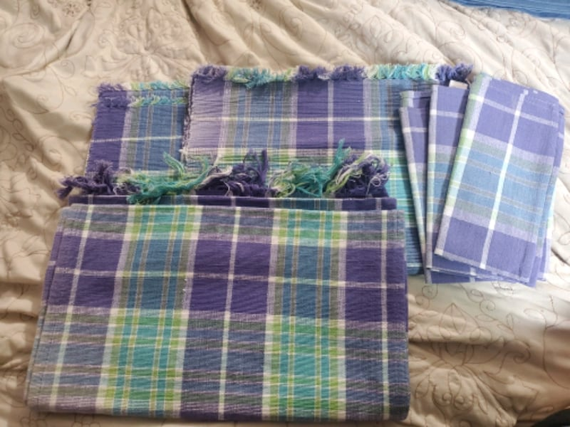 Table Placemat Sets  2