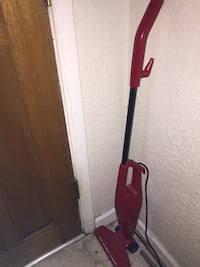 red and black steam mop El Paso, 79904